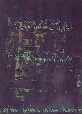 Transcriptions 02 Canvas Print