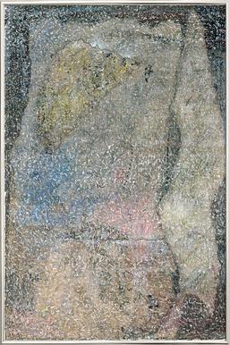 Chirographum 02 Poster in Aluminium Frame