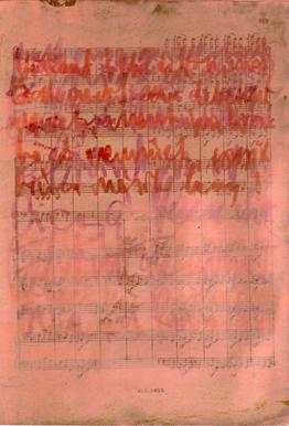 Transcriptions 25 Acrylic Print