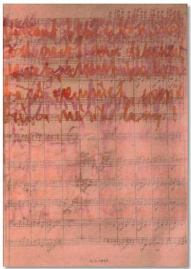 Transcriptions 25 Notebook