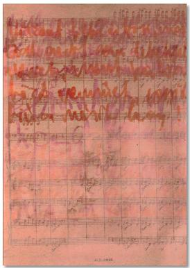 Transcriptions 25 -Notizblock