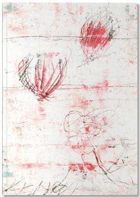 Flower 04 Notebook