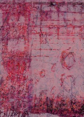Fraying Canvas Print