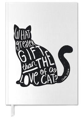 Dickens' Cat