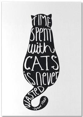 Freud's Cat Notepad