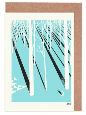 Forest 1 Greeting Card Set