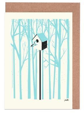 Forest 2 Greeting Card Set