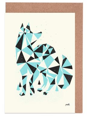 Forest 5 Greeting Card Set