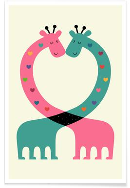 Love With Heart poster