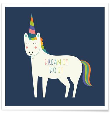 Dream It Do It poster