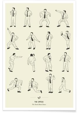 The Office Dance Poster