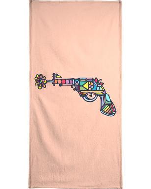My Gun Bath Towel