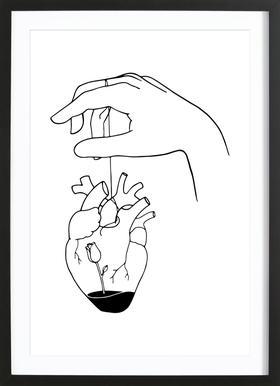 How Can You Mend a Broken Heart ingelijste print
