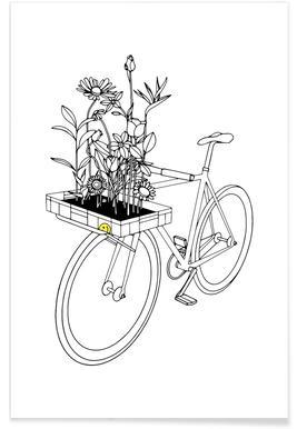 Wherever Flowers Go Poster