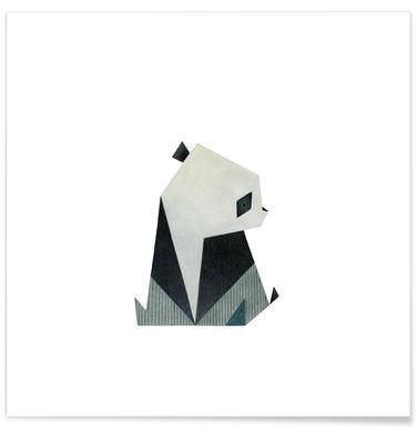 Panda 2 - Premium Poster