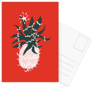 Christmas Pineapple 1