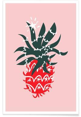 Christmas Pineapple 2
