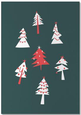 Holiday Pines Notepad