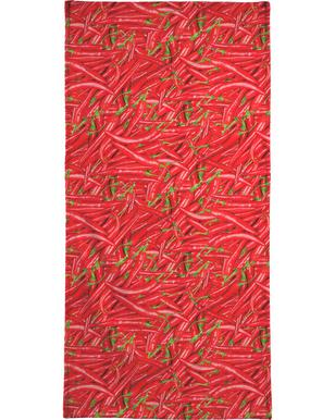 Chilli Beach Towel