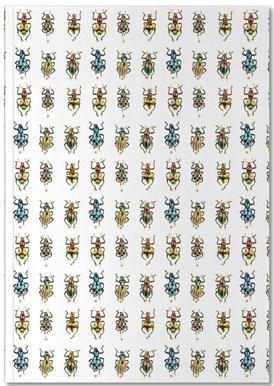 Tiny Beetles Notebook