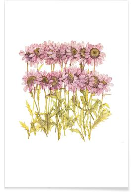 Dried Flowers -Poster