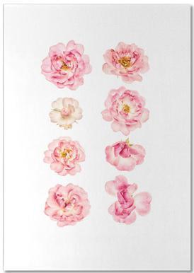 Roses 1 Notepad