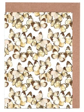 Butterflies Greeting Card Set