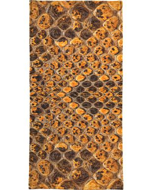 Snake Pattern -Strandtuch