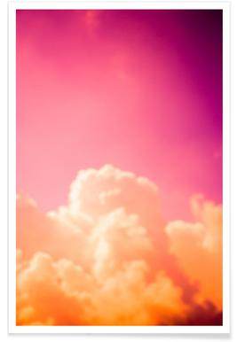 Clouds III - Poster