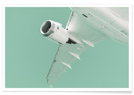 Overhead X affiche