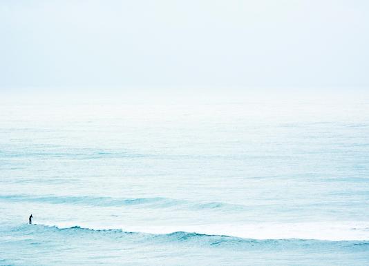 Winter Surfing