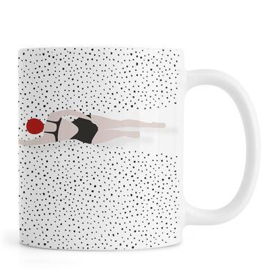 Punktschwimmer mug