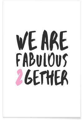 Fabulous Together Poster