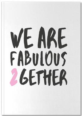 Fabulous Together Notebook