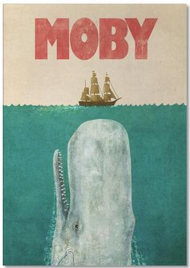 Moby -Notizblock