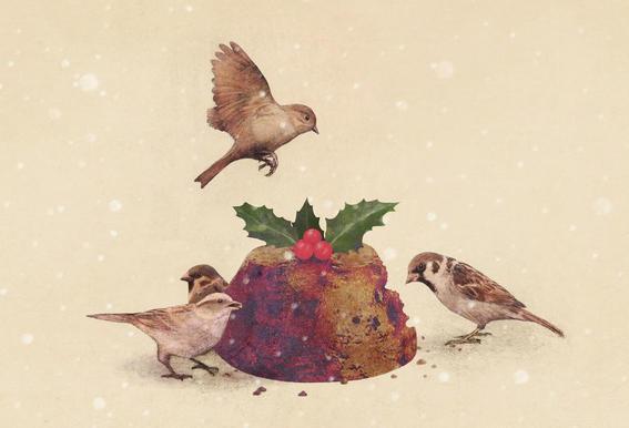 Christmas Pudding Raid