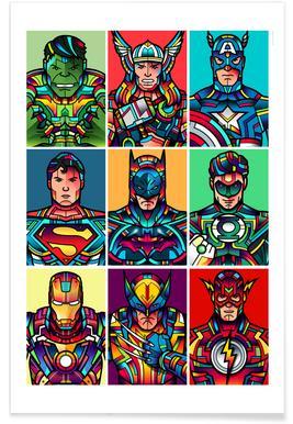 Super Pop - Poster