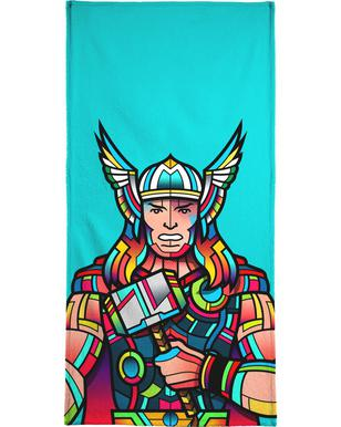Thor Beach Towel