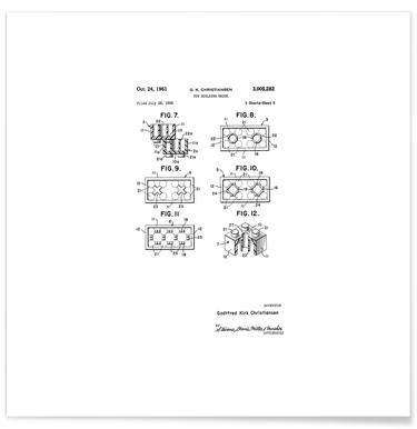 Brick System 3 poster