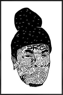 Dr.Dre Framed Poster