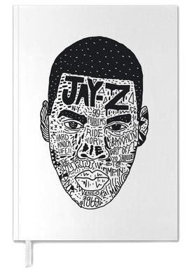 Jay Z Personal Planner