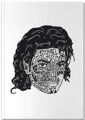 Mikey notitieboekje