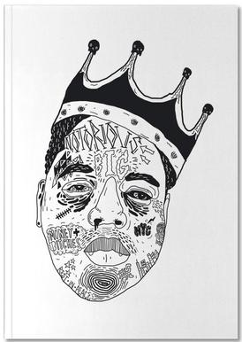 Biggie Notebook