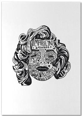 Marylin notitieblok