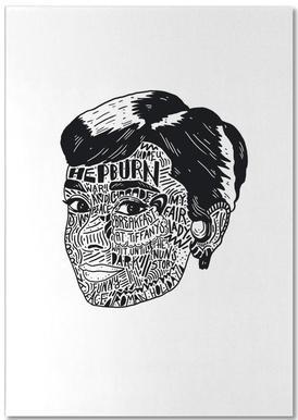 Audrey notitieblok