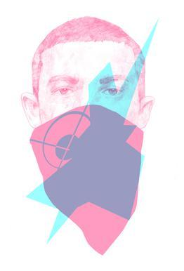 007 acrylglas print