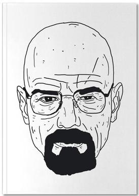 Walt notitieboekje