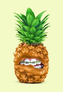 Teen Pineapple