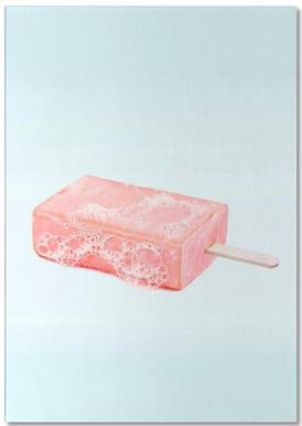 Soap Popsicle Notepad