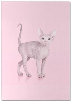 Sphynx Cat bloc-notes